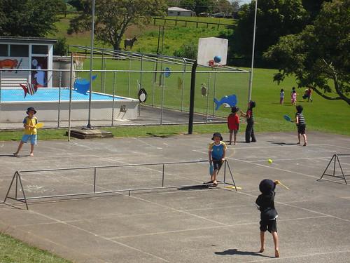 Padder Tennis