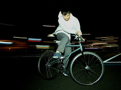 TAMON_RockWalk (sgym_) Tags: fixie fixedgear yokohama friday pista pist bycycle  hamafriday