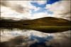 Double lake (Manlio Castagna) Tags: sky lake reflection clouds scotland loch hdr manlio castagna manliocastagna manliok