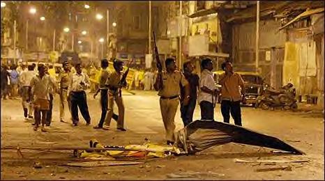 the bomb effects at mumbai