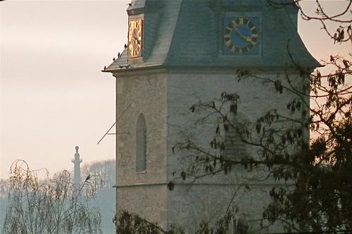 Kirche / Konstitutionssäule