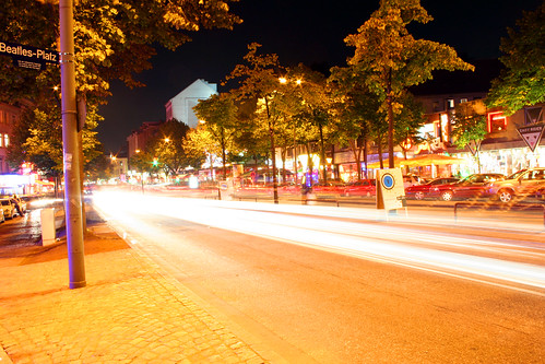 Reeperbahn - Beatles Platz | Flickr - Photo Sharing!