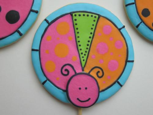 Ladybug Cookie