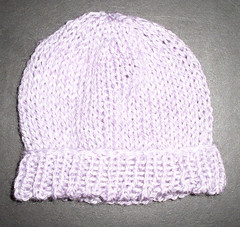 Knit One Save One Hat 1