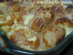 Doughnut Bread Pudding 10