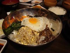 Korean Food in Shibuya (jeremycyr) Tags: japan tokyo shibuya roppongi izakaya akiba sangenjaya