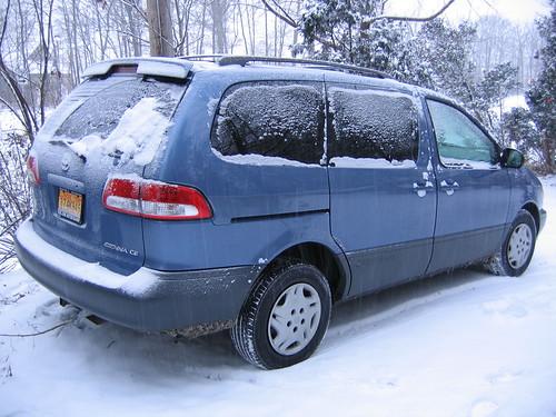 Toyota Sienna 3