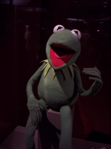 kermit in the smithsonian