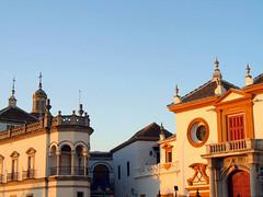 Sevilla (Graa Vargas) Tags: espaa sevilla spain plazadetoros graavargas 2008graavargasallrightsreserved larealmaestranza 2002040109