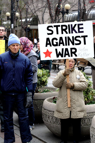 """Strike Against War"""