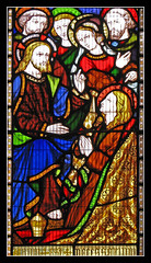 Christ in Bethany (Pugin)
