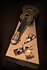"uke ""cold pizza"" day 261/365 (jugbo) Tags: ukulele pizza uke oneobject365daysproject"