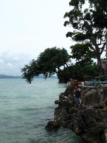你拍攝的 【μ8000】長灘島。