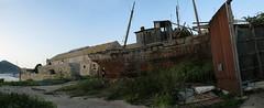 Vecchia Nave in legno (Bellimbooster) Tags: sicilia favignana favignanaisland