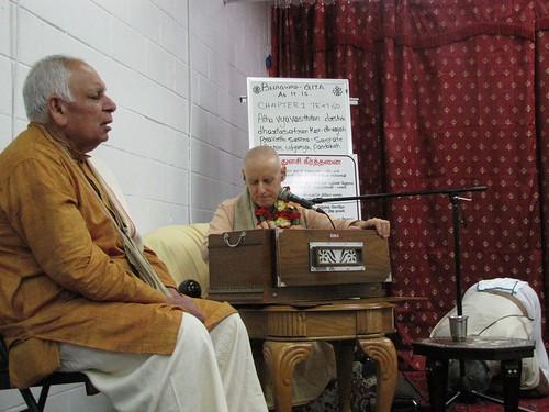 Sankarsana Prabhu visit ISKCON Scarborough -0017 por ISKCON desire  tree.