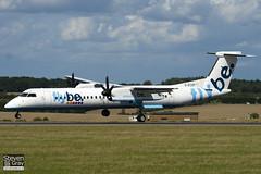 G-ECOP - 4242 - FlyBe - De Havilland Canada DHC-8-402Q Dash 8 - Luton - 100824 - Steven Gray - IMG_2188