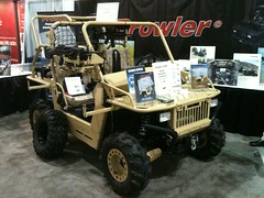 Prowler SEAL vehicle from Phoenix International.
