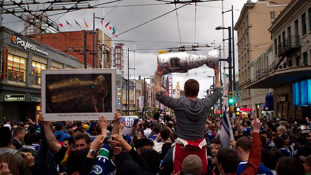 Robson & Granville: Game 1 of the Stanley Cup Finals