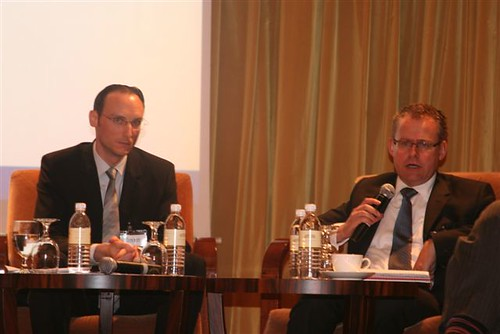 Panel: Exploring the Asian commodities investors market