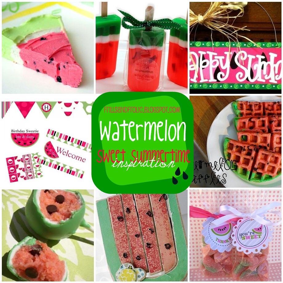 Watermelon Sweet Inspiration