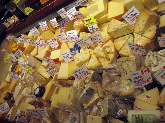 Oyama Sausage Co - Cheese