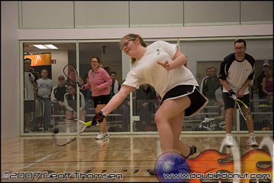 Racquetball Photo: Sunset Athletic Club Stadium Court Expansion   Grand Opening