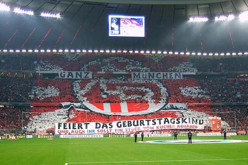 Choreo: Ganz München feiert