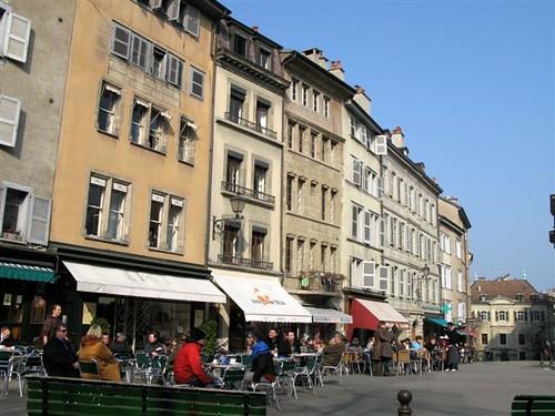 Place du Bourg
