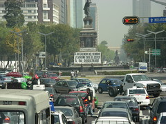 Mexico City Traffic by crash49