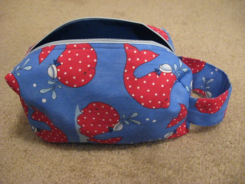 By Two Whales box bag