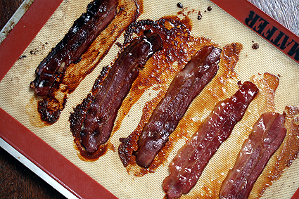 postbaked bacon