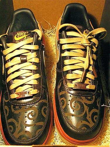 Nike Black History Air Force 1 2008