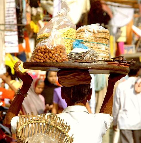colors - indian street vendor