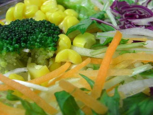 salad macro by Caplio R7