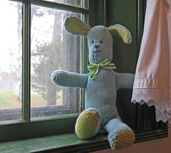 Big-foot bunny