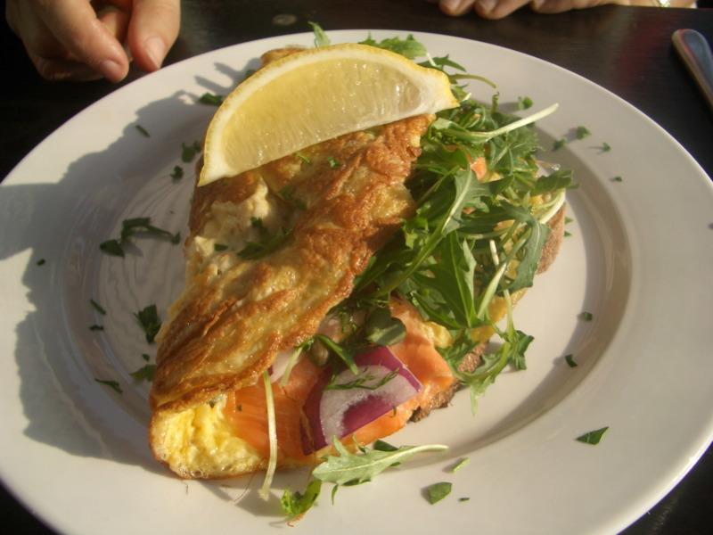 Mart 130 omelette