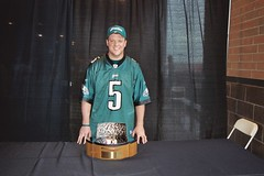 "NFC Championship Trophy • <a style=""font-size:0.8em;"" href=""http://www.flickr.com/photos/23560286@N02/2512197561/"" target=""_blank"">View on Flickr</a>"