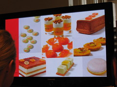 Pierre Hermé: Power point presentation - Satine