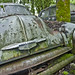 Historischer Autofriedhof Gürbetal