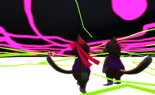 Lovecats explore Japan-licious incl. Orientation Island from HELL, REC FollowCam, & Sketch Sky Pens finale on Saturday 70