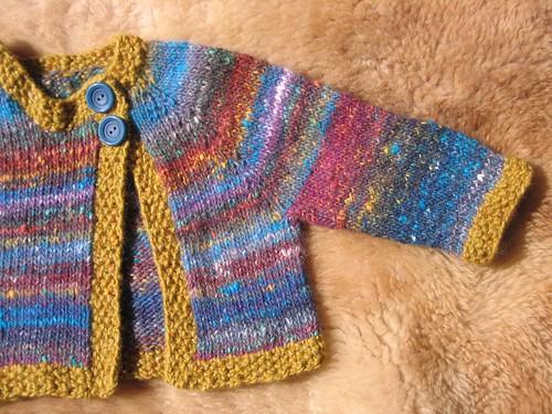 Mossy Jacket - finished