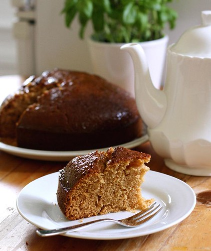 Devonshire honey cake 1