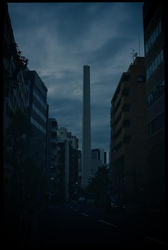 obelisk: shibuya