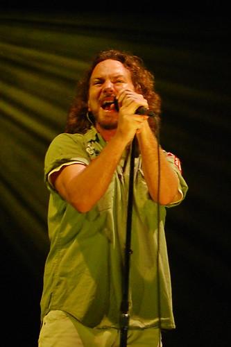 Bonnaroo 08 Saturday: Videotaping Pearl Jam, golf cart rides, and waiting for Kanye