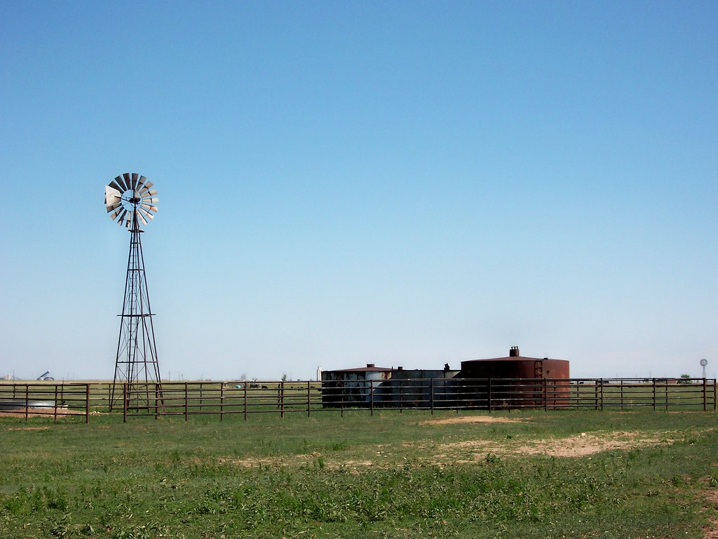 5-24 West Texas panhandle landscape