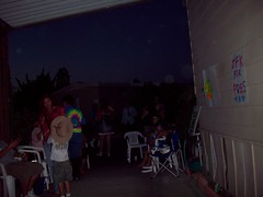 Party people at the sixties party (legogrrl4) Tags: birthday family party music 60s graduation tie dye sixties