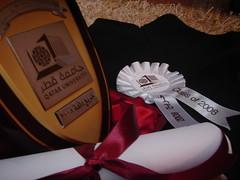 ^_^تخرجت اليوووووووم 25-6-2008 (تناهيد ليل) Tags: قطر جامعة فديتني 2562008 اخرجت حفلةالتخرج