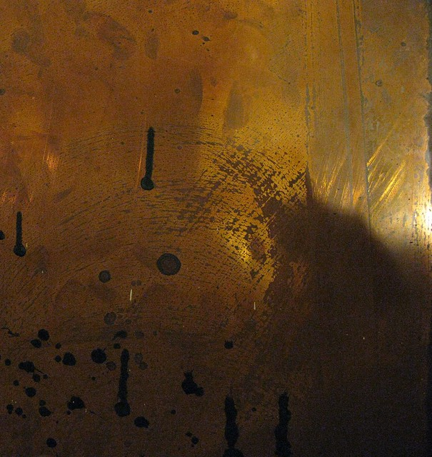 the underside of copper  a painting for an empty room   flickr   photo