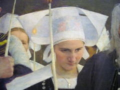 Detail from The Pardon of Brittany by Pascal-Adolphe-Jean Dagnan-Bouveret (mark.groves) Tags: bouveret