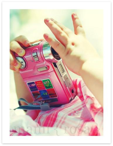 { Little Pink Camera }